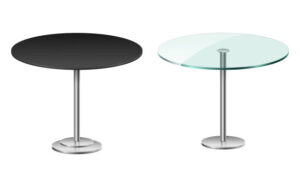 Tabletop glass replacement